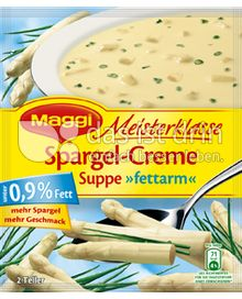 Produktabbildung: Maggi Meisterklasse Spargel-Creme Suppe »fettarm« 41 g
