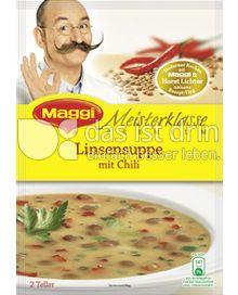 Produktabbildung: Maggi Meisterklasse Linsensuppe mit Chili 76 g