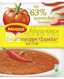 Produktabbildung: Maggi Meisterklasse Tomatensuppe »España« mit Chili 67 g