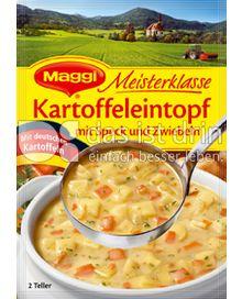Produktabbildung: Maggi Meisterklasse Kartoffeleintopf mit Speck und Zwiebeln 70 g