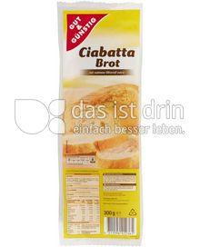 Produktabbildung: Gut & Günstig Ciabatta Brot 300 g
