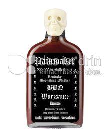 Produktabbildung: Painmaker Kentucky Moonshine Whiskey BBQ Würzsauce 200 ml