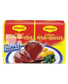 Produktabbildung: Maggi Soße zu Rinderbraten Doppelpackung 58 g