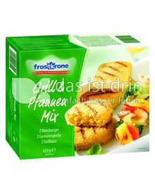 Produktabbildung: frostkrone Grill- & Pfannen-Mix 420 g