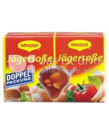 Produktabbildung: Maggi Jägersoße Doppelpackung 56 g