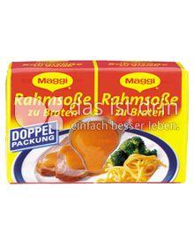 Produktabbildung: Maggi Rahmsoße zu Braten Doppelpackung 78 g