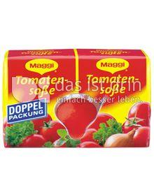 Produktabbildung: Maggi Tomatensoße Doppelpackung 78 g
