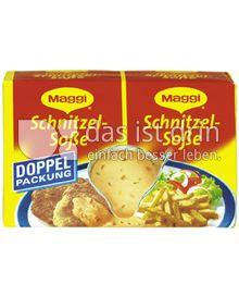Produktabbildung: Maggi Schnitzelsoße Doppelpackung 72 g