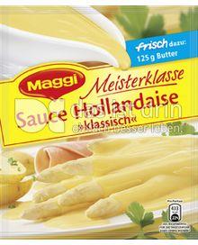 Produktabbildung: Maggi Meisterklasse Sauce Hollandaise »klassisch« 32 g