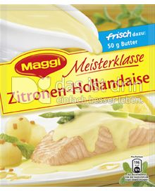 Produktabbildung: Maggi Meisterklasse Zitronen-Hollandaise 32 g