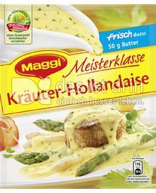 Produktabbildung: Maggi Meisterklasse Kräuter-Hollandaise 35 g