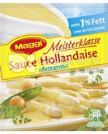 Produktabbildung: Maggi Meisterklasse Sauce Hollandaise »fettarm« 31 g