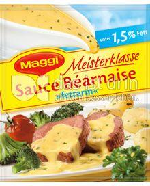 Produktabbildung: Maggi Meisterklasse Sauce Béarnaise »fettarm« 38 g