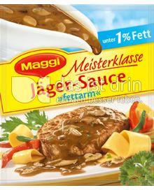 Produktabbildung: Maggi Meisterklasse Jäger-Sauce »fettarm« 26,4 g