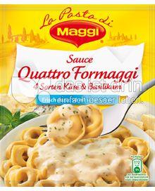 Produktabbildung: Maggi La Pasta - Sauce Quattro Formaggi 48 g