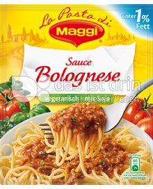 Produktabbildung: Maggi La Pasta - Sauce Bolognese 48 g