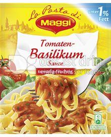 Produktabbildung: Maggi La Pasta - Tomaten-Basilikum Sauce 34 g