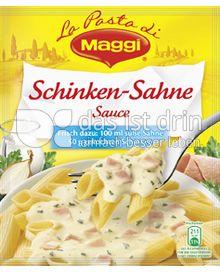 Produktabbildung: Maggi La Pasta - Schinken-Sahne Sauce 35 g