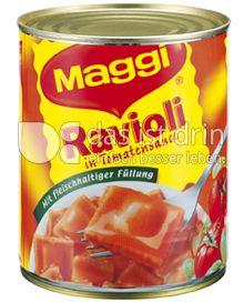 Produktabbildung: Maggi Ravioli in Tomatensauce 800 g