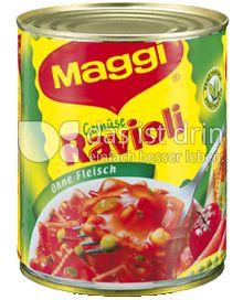 Produktabbildung: Maggi Gemüse Ravioli 800 g