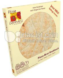 Produktabbildung: Pizza Dermaris Pizza-Brot Knoblauch 300 g