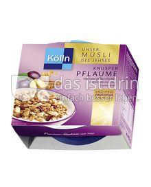 Produktabbildung: Kölln Müsli Knusper Pflaume 40 g