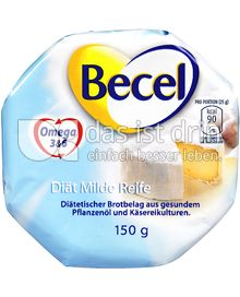 Produktabbildung: Becel Diät milde Reife 150 g