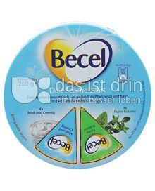 Produktabbildung: Becel Diät Schmelzzart 200 g
