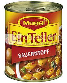 Produktabbildung: Maggi Ein Teller Bauerntopf 325 g