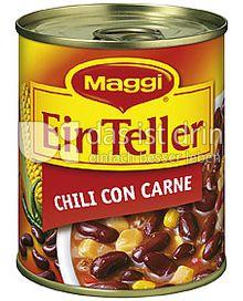 Produktabbildung: Maggi Ein Teller Chili Con Carne 325 g