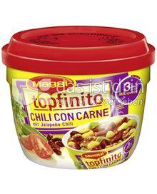 Produktabbildung: Maggi Topfinito Chili Con Carne 380 g