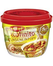 Produktabbildung: Maggi Topfinito Linseneintopf 380 g
