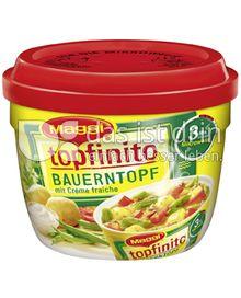 Produktabbildung: Maggi Topfinito Bauerntopf 380 g