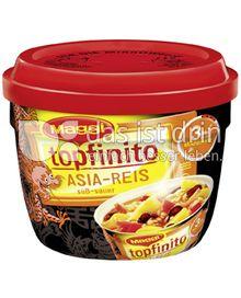 Produktabbildung: Maggi Topfinito Asia Reis 380 g