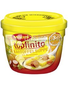 Produktabbildung: Maggi Topfinito Kartoffelsuppe 380 g