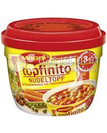 Produktabbildung: Maggi Topfinito Nudeltopf 380 g