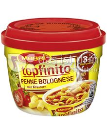 Produktabbildung: Maggi Topfinito Penne Bolognese 380 g