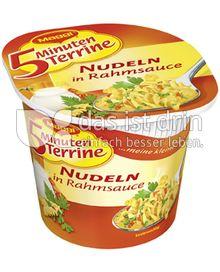 Produktabbildung: Maggi 5 Minuten Terrine Nudeln in Rahmsauce 63 g