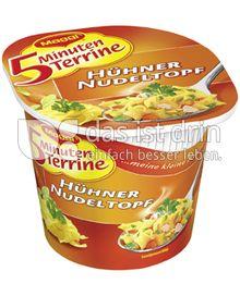 Produktabbildung: Maggi 5 Minuten Terrine Hühner-Nudeltopf 43 g