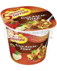 Produktabbildung: Maggi 5 Minuten Terrine Gulaschtopf 61 g