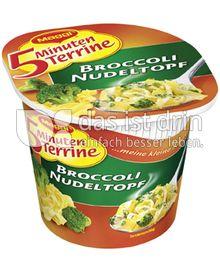 Produktabbildung: Maggi 5 Minuten Terrine Broccoli-Nudeltopf 51 g