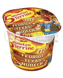 Produktabbildung: Maggi 5 Minuten Terrine Feurige Texas-Nudeln 56 g