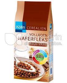 Produktabbildung: Kölln Vollkorn Haferfleks® Knusper-Schoko 375 g
