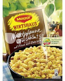 "Produktabbildung: Maggi Wirtshaus Nudelpfanne ""Försterin"" 166 g"