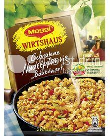 """Produktabbildung: Maggi Wirtshaus Gebratene Nudelpfanne """"Bauernart"""" 142 g"""