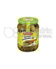 Produktabbildung: Hengstenberg Gurken Polnische Art 720 ml