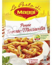 Produktabbildung: Maggi La Pasta - Penne Tomate-Mozzarella 165 g