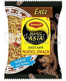 Produktabbildung: Maggi Magic Asia Instant Nudel Snack Ente 65 g