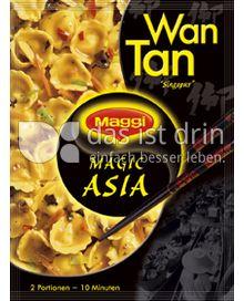 "Produktabbildung: Maggi Magic Asia Wan Tan ""Singapur"" 123 g"