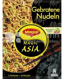 Produktabbildung: Maggi Magic Asia Gebratene Nudeln 124 g